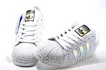 Кроссовки женские в стиле Adidas Superstar Original Foundation Schuhe, фото 3