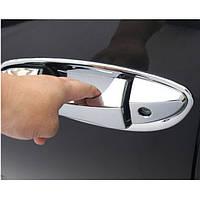 Накладки под ручки Toyota Corolla 2013+ (4шт)