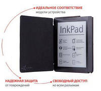 Обложка AIRON Premium для PocketBook 840 brown