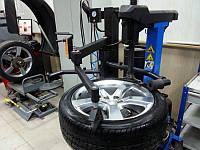 Перебортировка и балансировка 1-го колеса (литые) (легковой) в Одессе