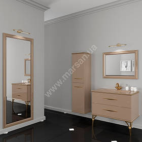 Комплект мебели Cassandre тумба + пенал