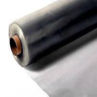 Пленка полиэтиленовая строительная (серая) 100 мкр