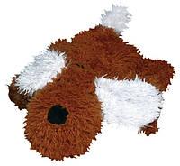 Игрушка Trixie Dog для собак плюшевая, собака с пищалкой, 25 см
