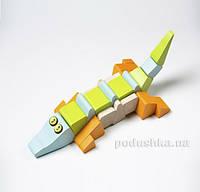 Конструктор Крокодил - акробат LA-2 Cubika 11865