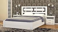 Кровать ВИКТОРИЯ с подъемным механизмом, деревянная кровать из сосны, Da-Kas (Да-Кас)