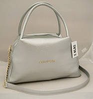 Женская сумка Michael Kors, серебро Майкл Корс MK