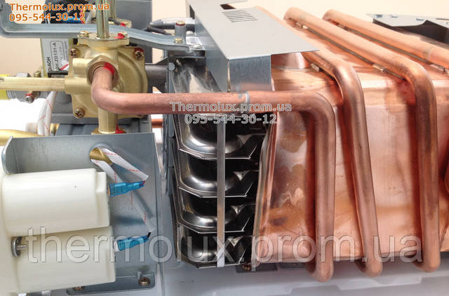 Газовый блок водонагревателя Ariston FAST R ONM 10