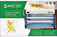 Ловушка для комаров, мух, мошек Maltec 2x15W на 130 кв.м.