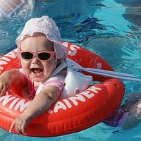 Надувной круг swimtrainer с 2-х до 6 лет оранжевый