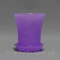 Горшок стеклянный для орхидей К14.027.16, фото 1
