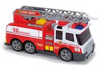 Машинка Пожарная функциональная Speed Champs Dickie 3308358
