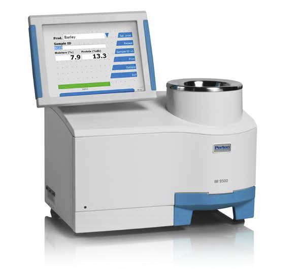 Анализатор зерна Inframatic 9500 Perten