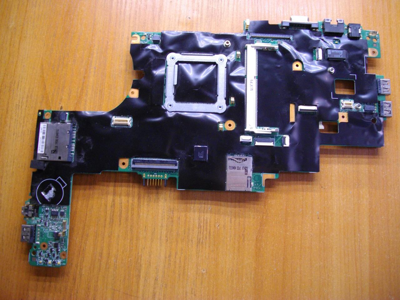 Материнская плата HP EliteBook 2760P DDR3 Intel Core i5-2520M 649746-001