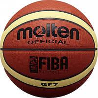 Баскетбольный мяч Molten BGF7, композит. синт. к
