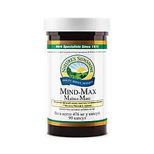 МАЙНД-МАКС бад НСП лечение сосудов головы, для памяти, после инсульта.