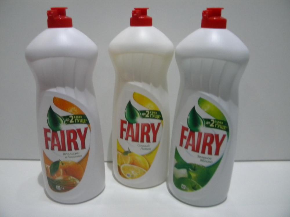 Средство для мытья посуды1л.Fairy Ромашка