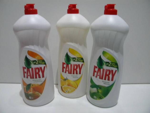 Средство для мытья посуды1л.Fairy Ромашка, фото 2