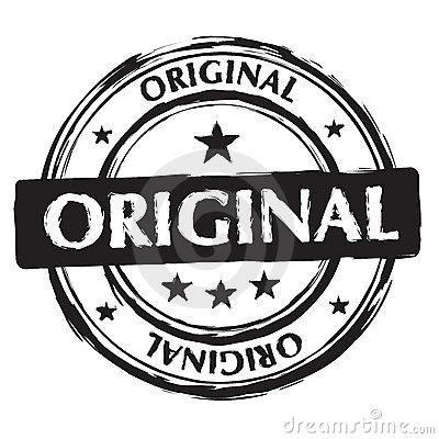 Оригиналы