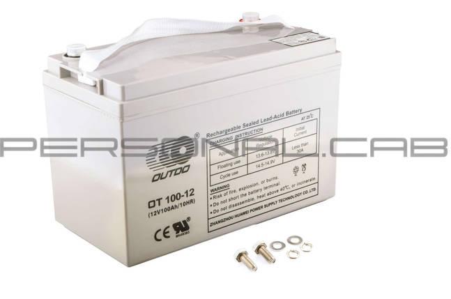 Аккумулятор 12V 100А AGM, фото 2