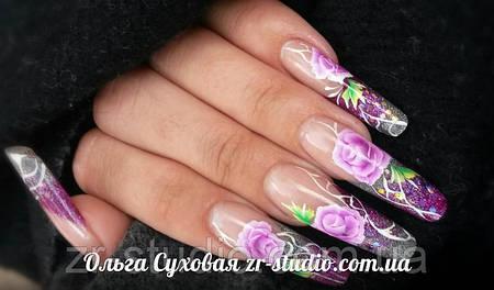 Курс «Китайская роспись ногтей»