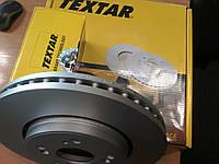 Тормозные диски передние Honda CR-V III,IV (RE, 2006- ) Textar с покрытием, фото 1