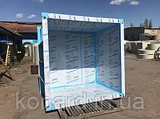 Купель для бани прямоугольная, фото 2