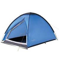 Туристическая/кемпинговая палатка двухместная King Camp Backpacker, двухслойная 2-местная