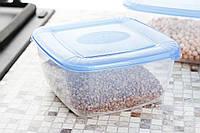 Емкость квадратная для морозилки Polar 1.5 л Plast Team