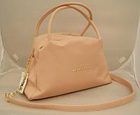 Женская сумка Michael Kors, цвета пудры Майкл Корс MK