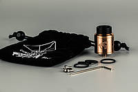 Дрип-атомайзер 528 Custom Vapes Goon 1.5 RDA - розовое золото, фото 1