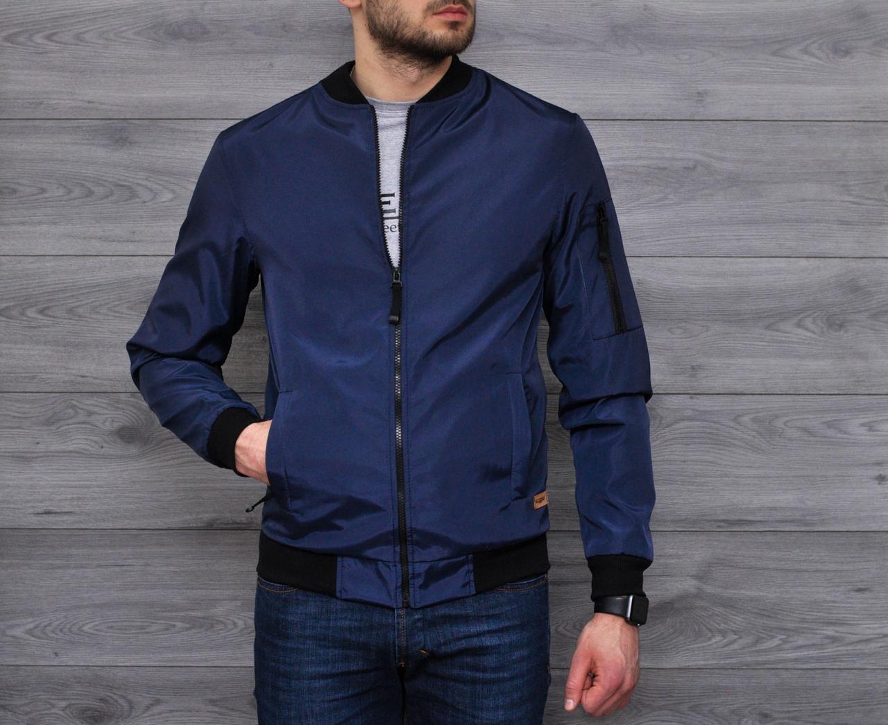 4c2a4e48c308 Бомбер, ветровка, куртка мужская весенняя, осенняя!   продажа, цена ...