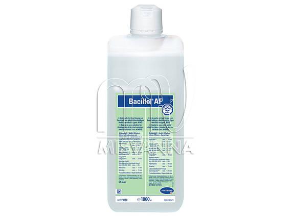 Бациллол АФ (Bacillol AF) средство для моментальной дезинфекции 1000 мл, фото 2