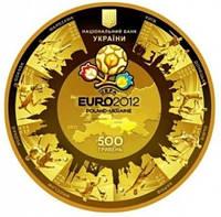 Монеты Украины из золота