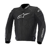 Куртка Alpinestars Gp Plus R black perforated кожа, 56