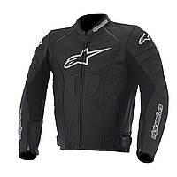 Мотокуртка Alpinestars Gp Plus R black perforated кожа,  56