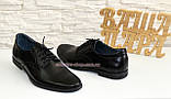 Мужские классические туфли от производителя, фото 4