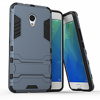 Чехол Meizu M5S Hybrid Armored Case темно-синий