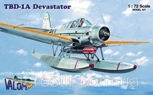 TBD-1A Devastator 1/72 VALOM 72017