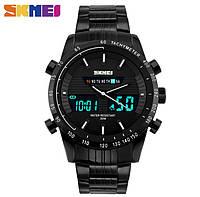 Мужские спортивные военные часы Skmei Army 1131 по супер цене! Гарантия! Воєнний годинник