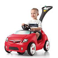 """Детская машина-каталка """"EASY STEER SPORTSTER"""", красная, 87х48х116см"""