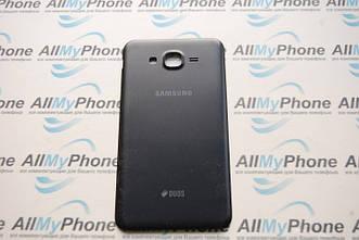 Задняя панель корпуса для мобильного телефона Samsung Galaxy J7 / J700 DUOS Black