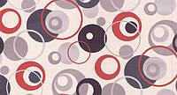 Обои бумажные Шарм Аврора  109-05 черно-красный, фото 1