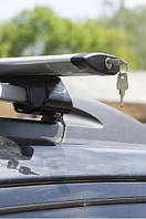 Алюминиевый багажник для Skoda Roomster