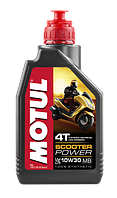 832201/4T Scooter Power 10W30 MB 1L/105936