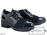 Туфли женские лаковые, р 36
