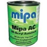 Авто краска (автоэмаль) акриловая Mipa (Мипа) 1035 Желтая 1 л, фото 2