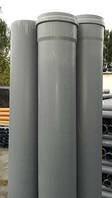 Труба ПВХ 110/2,2/3000 внутреняя канализация