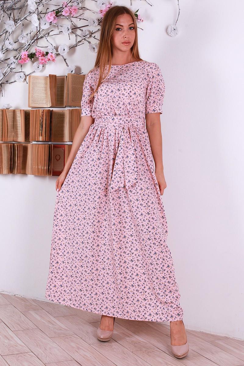 62b7296a5ec Нежное воздушное летнее платье в мелкий цветочный принт  продажа ...