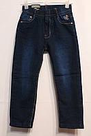 Стильные джинсы для мальчиков от 1 до 5 лет (86-110см.). Niebieski. Польша.