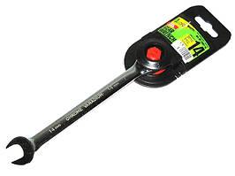 Ключ рожково-трещоточный 14 мм. КТ-2081-14 Alloid (шт.)